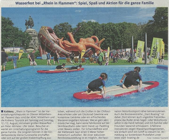 Rhein Zeitung Koblenz