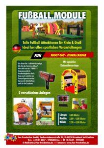 Shoot Out Fußball Blitz Fun Production GmbH