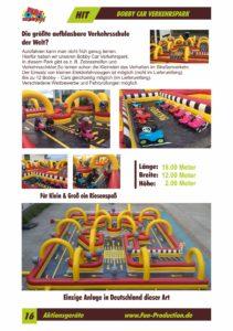 Bobby Car Verkehrspark Fun Production GmbH