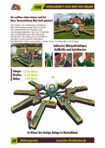 Minigolf Fun Production GmbH