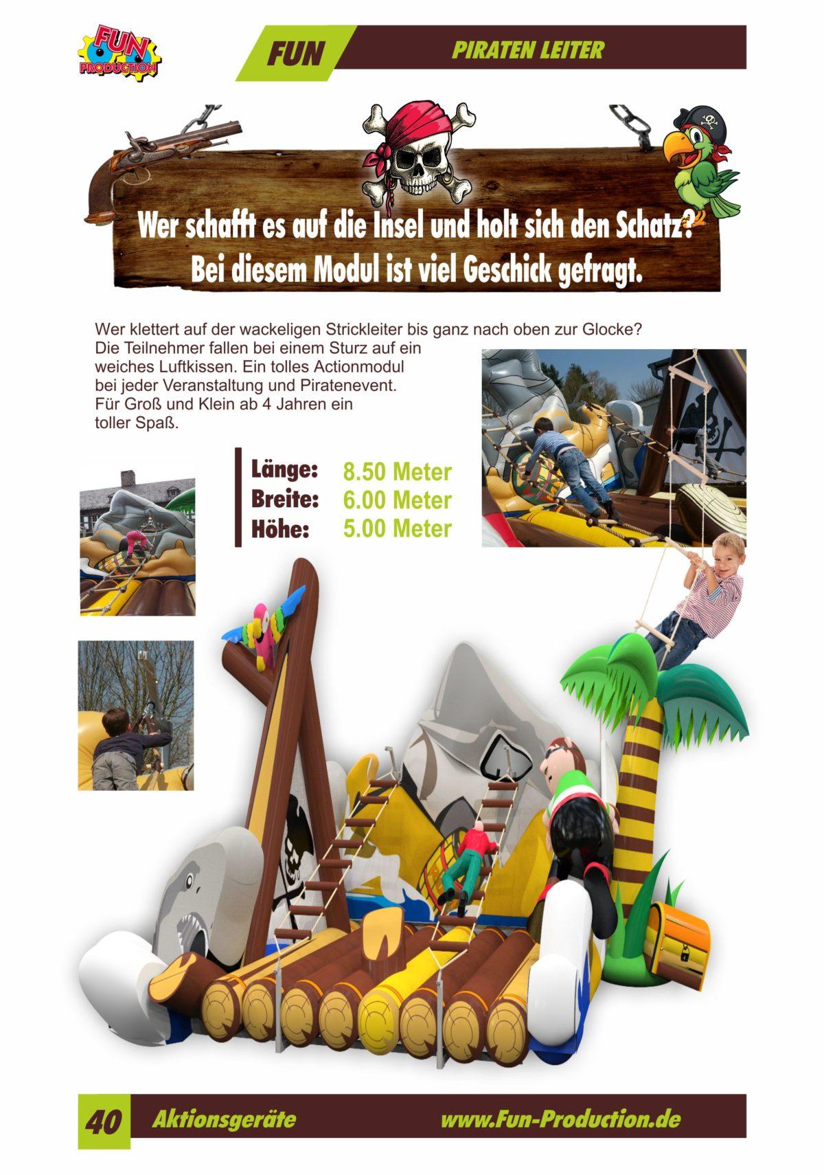 Piratenleiter Fun Production GmbH