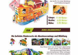 Arche Noah Dora Erlebnispark Fun Production GmbH