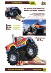 Monster Truck Fun Production GmbH