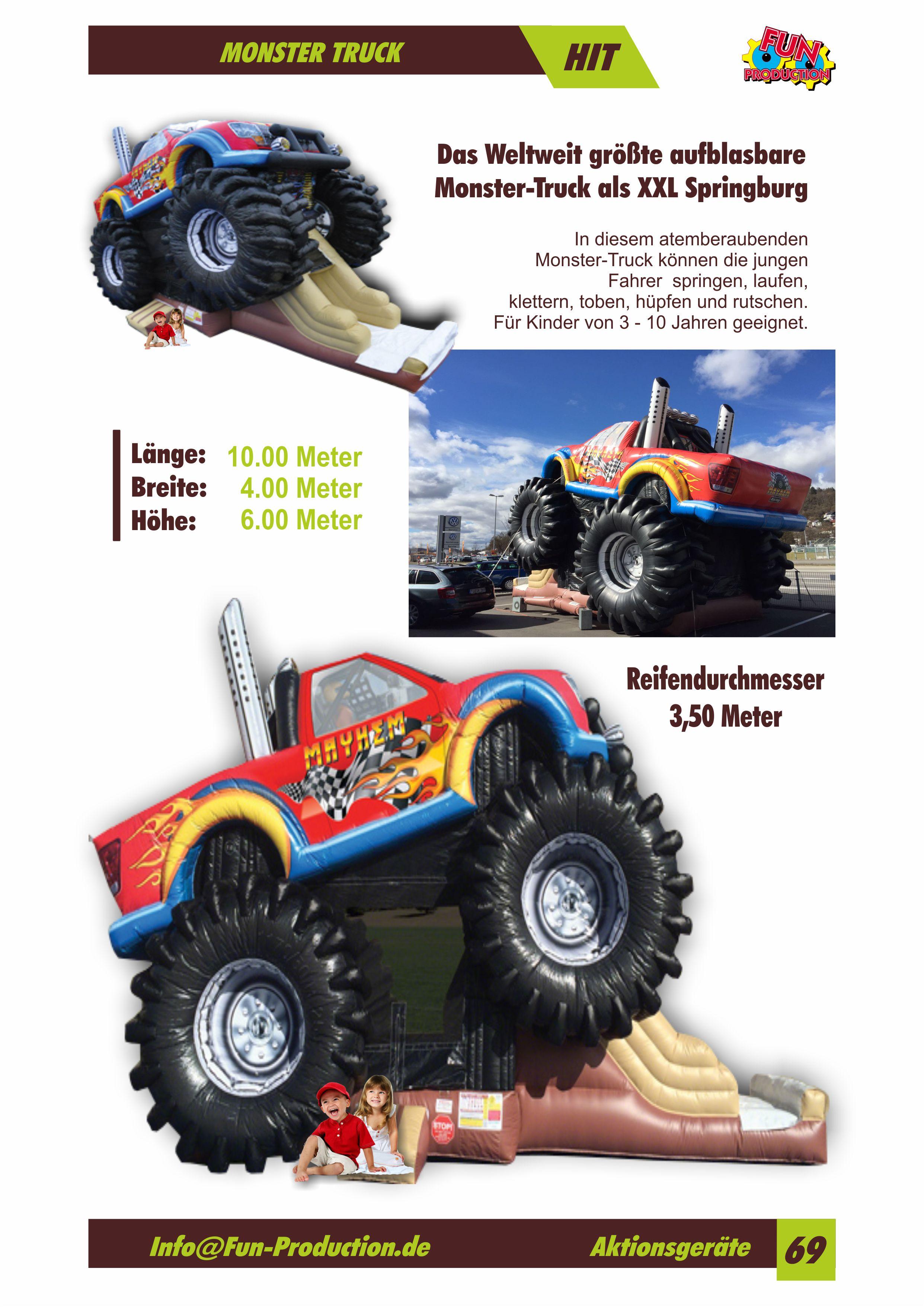 Monster Truck Fun Production GmbH