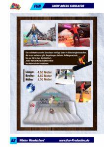 Snowboard Simulator Fun Production GmbH