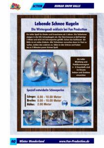 Human Snowballs Fun Production GmbH