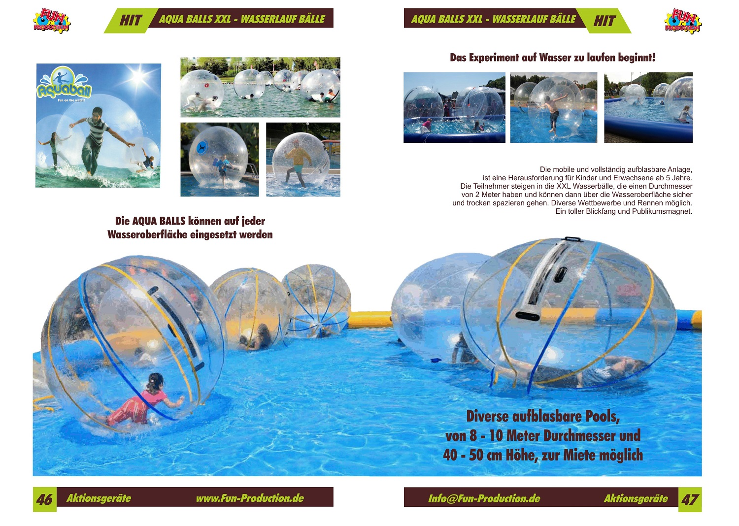 Aqua Balls Fun Production GmbH