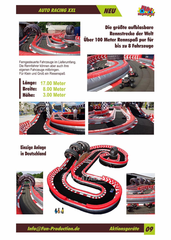 Auto Racing XXL Fun Production GmbH