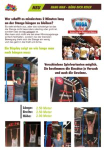 Hang Man Fun Production GmbH Hüpfburg Koblenz