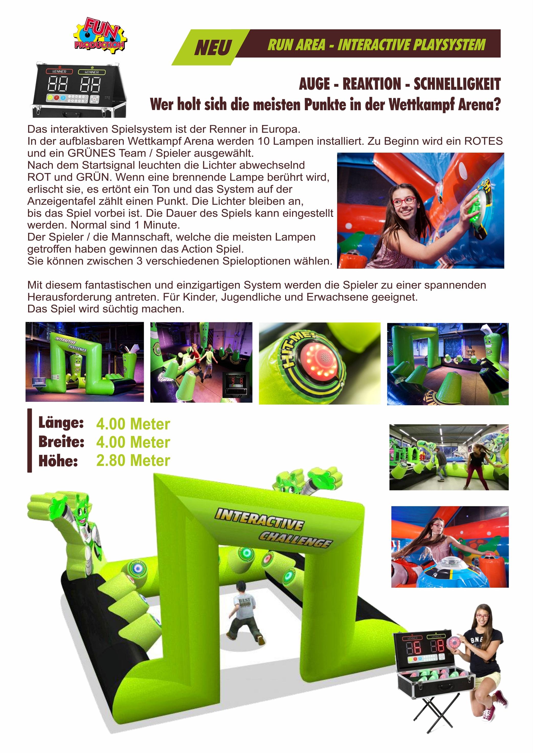 Run Area Fun Production GmbH